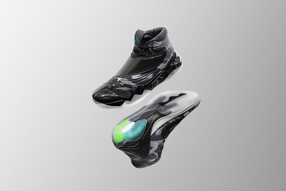 Anta KT 6 is infused with various state-of-the-art shoe technologies. (Photo courtesy of Sneaker Brief)