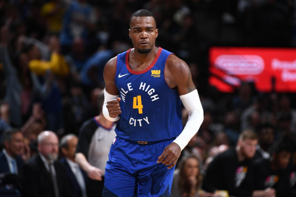 Paul Millsap's energy was the catalyst of that Nuggets' Game 5 comeback against the Clippers. (Photo by Garrett Ellwood/Getty Images)