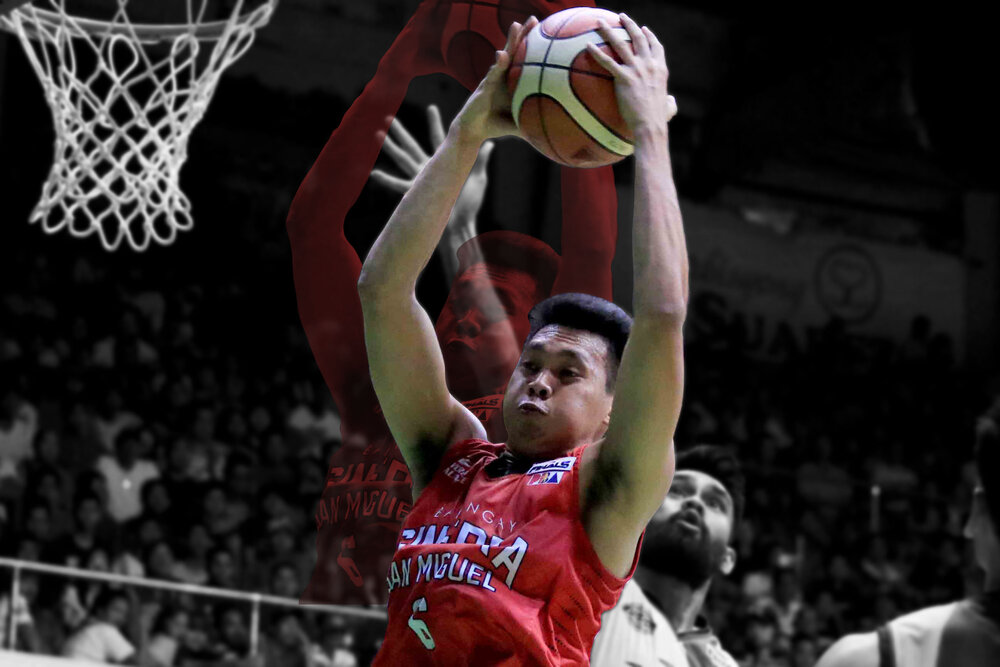 Ginebra's Scottie Thompson is already one of the best all-around guards in the PBA.