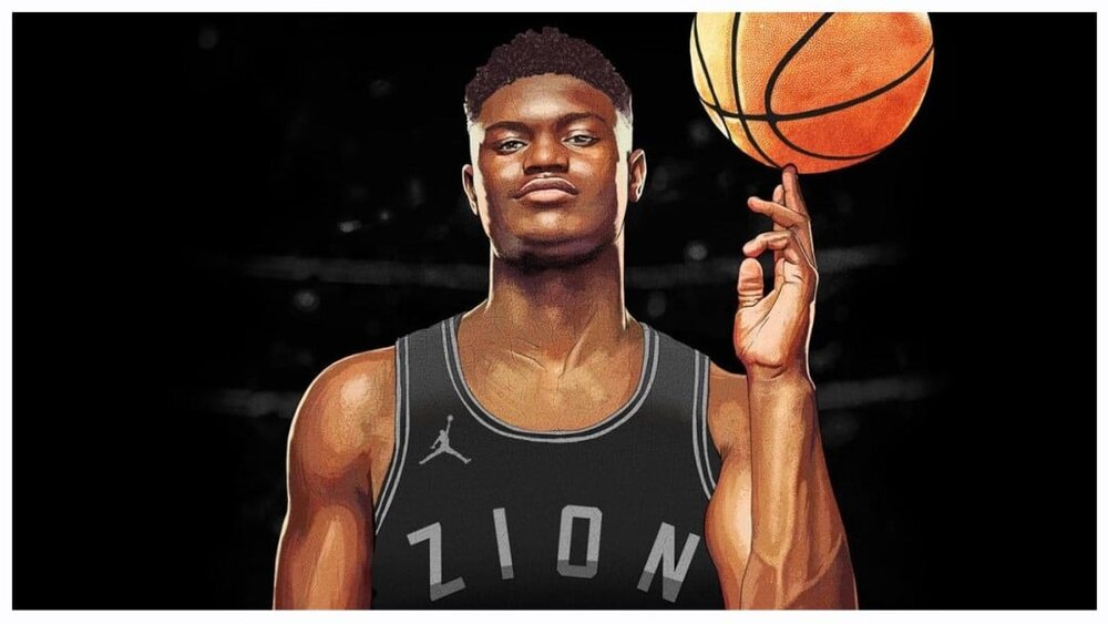 Zion Williamson signed with Jordan brand in 2019. (Photo courtesy of Wear Testers)