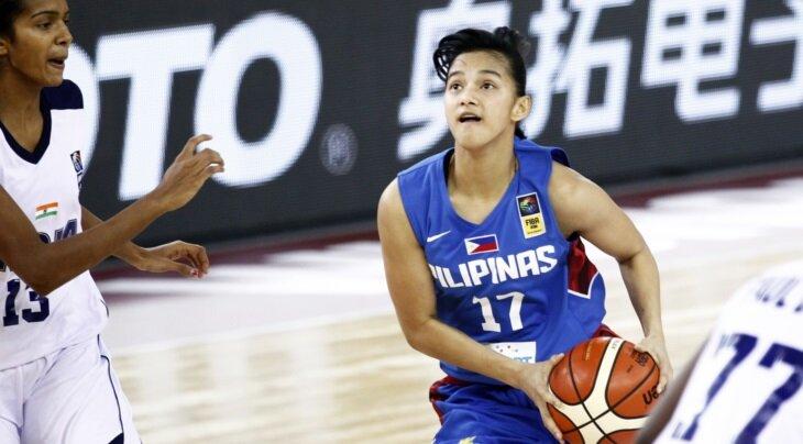 Perlas Pilipinas mainstay Afril Bernardino will surely be the face of the WNBL. (Photo from FIBA)