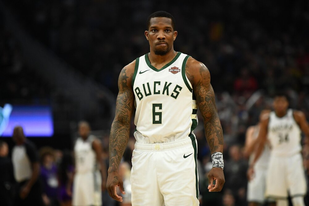 Eric Bledsoe would be the starting point for a Bucks' offer to the Thunder. (Photo by Stacy Revere/Getty Images)