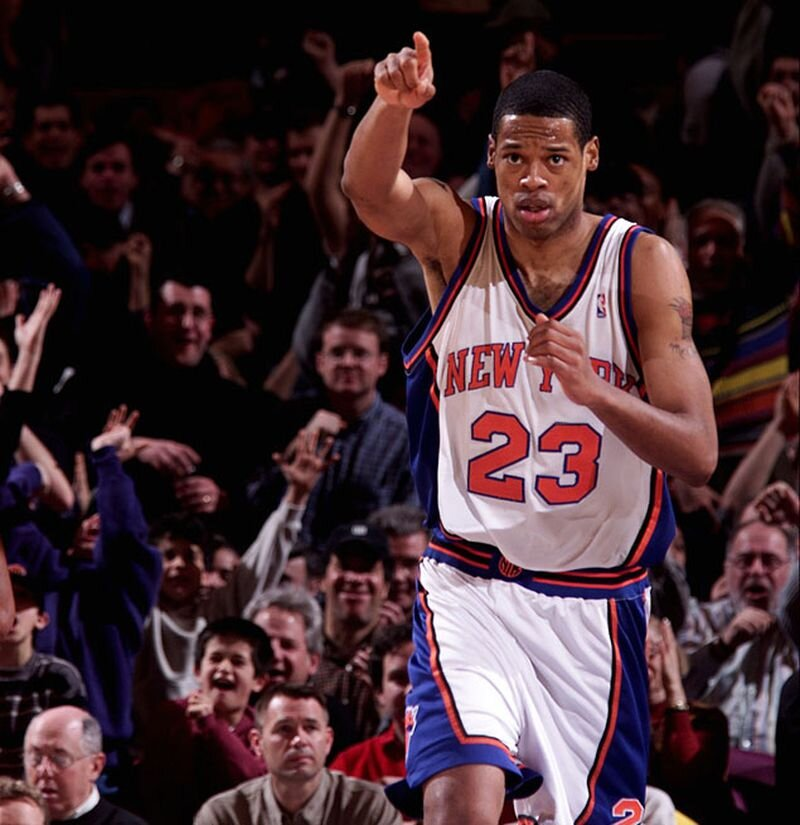Marcus Camby is one of the most-traded NBA players. (Photo by Linda Cataffo for New York Daily News)
