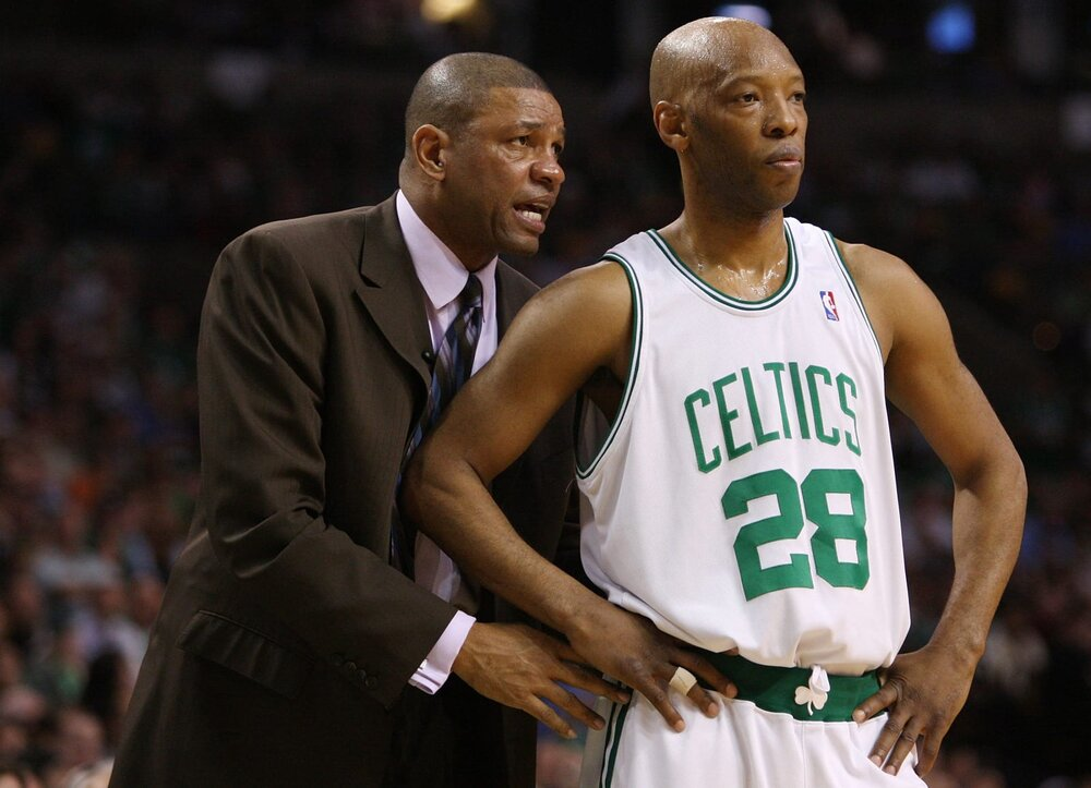Sam Cassell made it to the NBA All-Star Game in 2003. (Photo via FanSided)