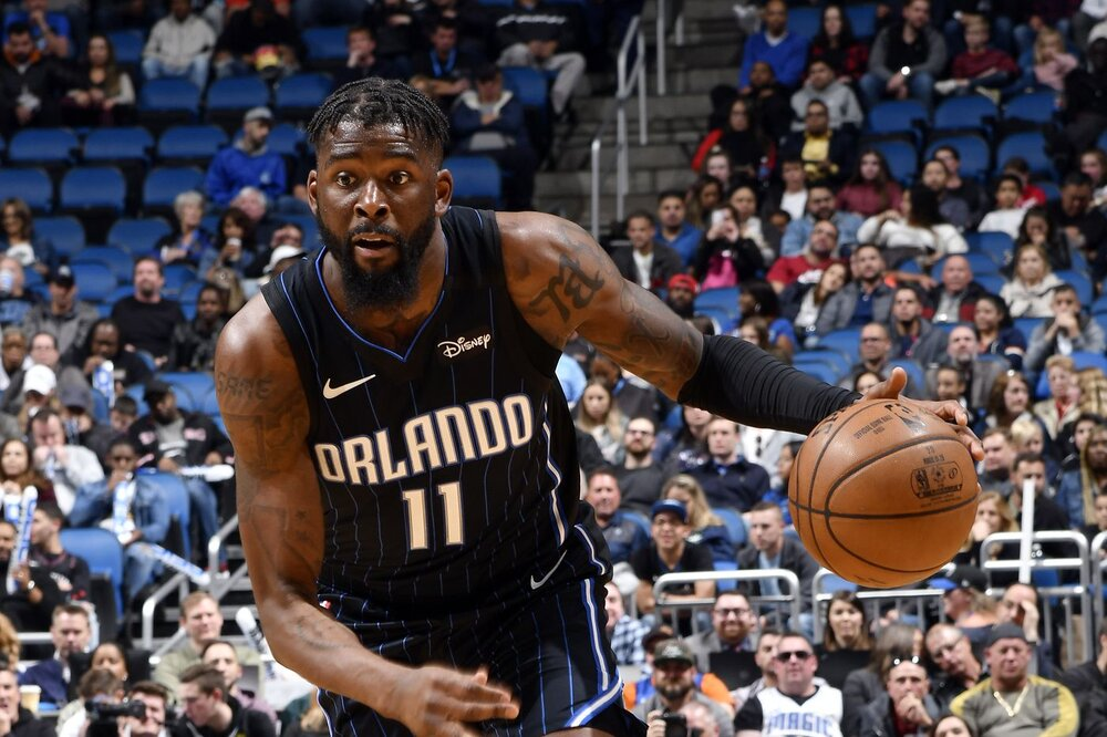 James Ennis could re-unite with the Heat next season. (Photo from Fernando Medina/NBAE/Getty Images)