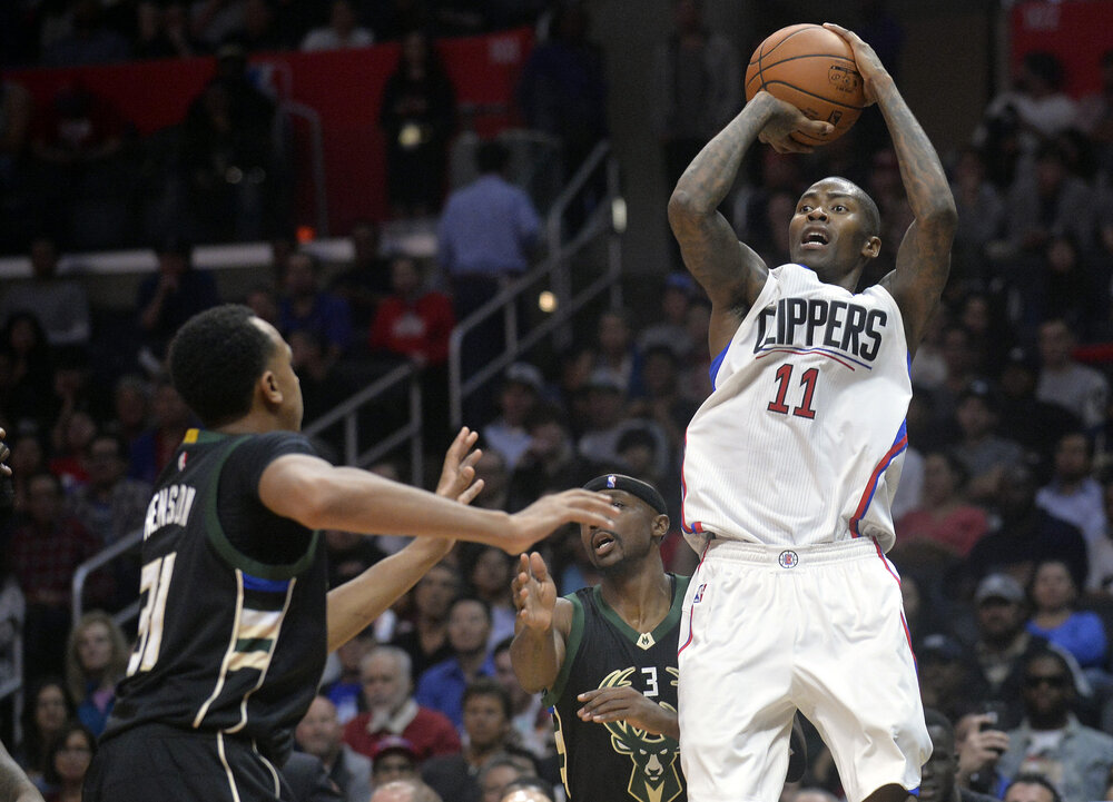Jamal Crawford last played for the Brooklyn Nets. (Photo via FanSided)