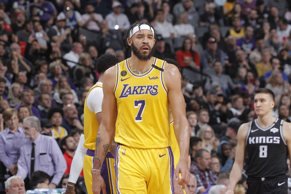 JaVale McGee is headed to Cleveland. (Photo by Rocky Widner/NBAE/Getty Images)