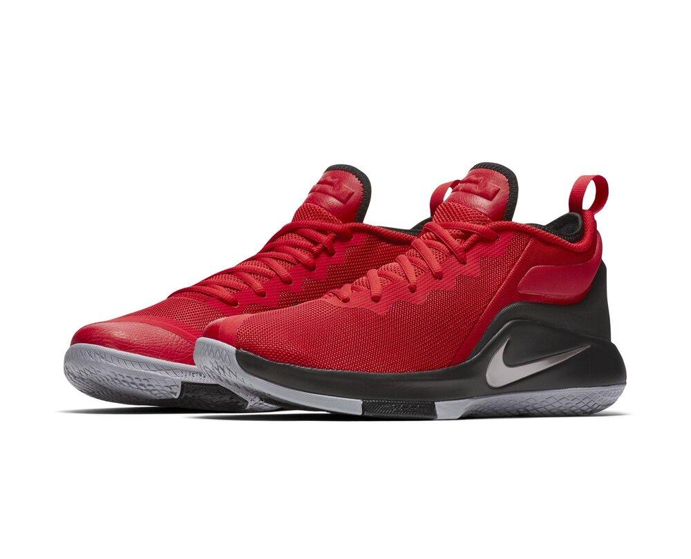 The Nike LeBron Witness II is one of the best midrange LeBron pairs. (Photo courtesy of Nike)