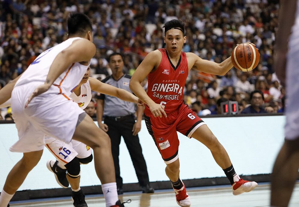 Thompson will be tasked with a heavier scoring workload this conference. (Photo from PBA)