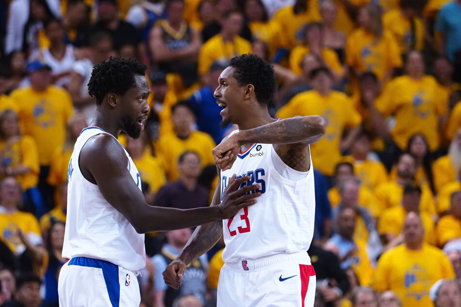 Lou Williams and Patrick Beverley might team up with Kyrie Irving and Kevin Durant in Brooklyn. (Photo courtesy of Kelley L. Cox/USA Today Sports)