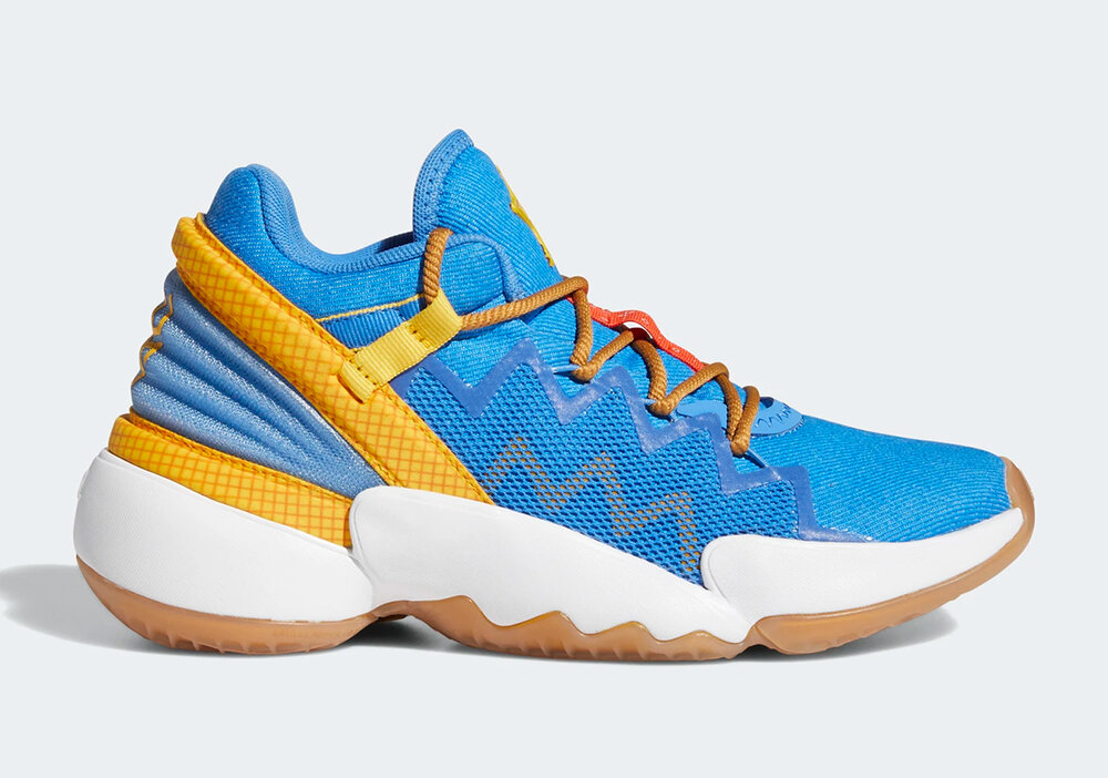 Adidas D.O.N Issue #2 will represent well-know Sherriff, Woody. (Photo courtesy of Sneaker News)