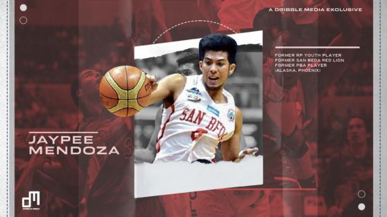 Jaypee Mendoza on his San Beda stint and his derailed PBA career