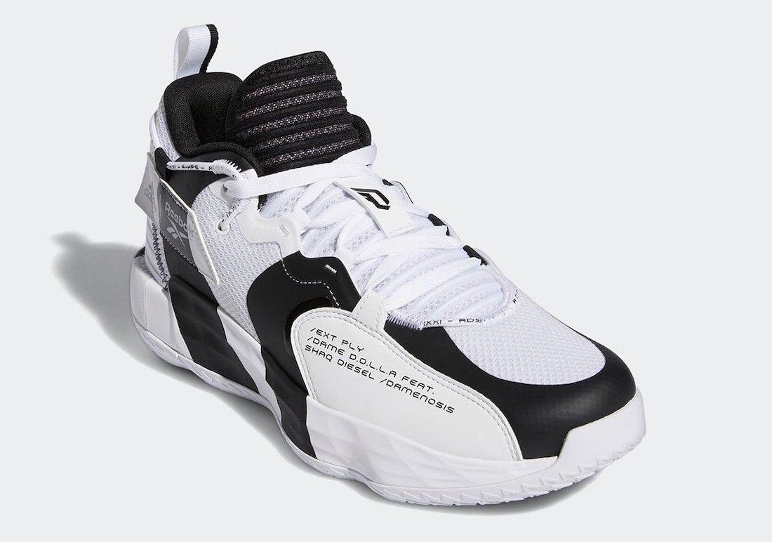 The Adidas Dame 7