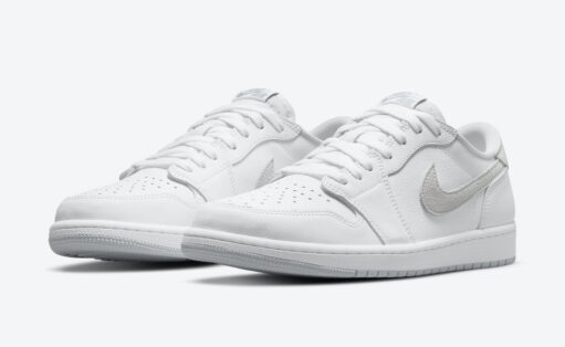 The Air Jordan 1 Low OG was first released in 1985. (Photo courtesy of Sneaker Bar Detroit)