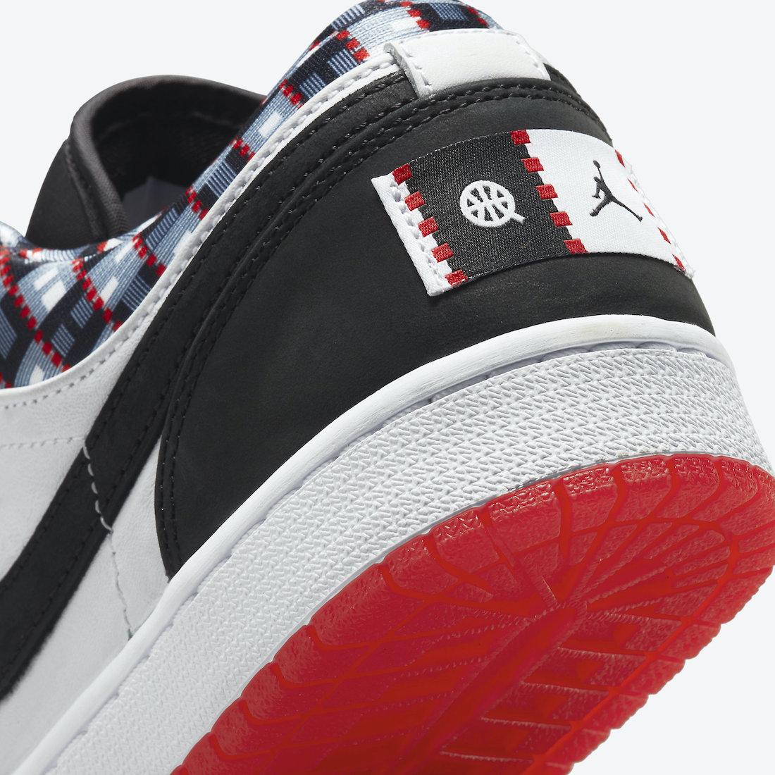 The Air Jordan 1 Low