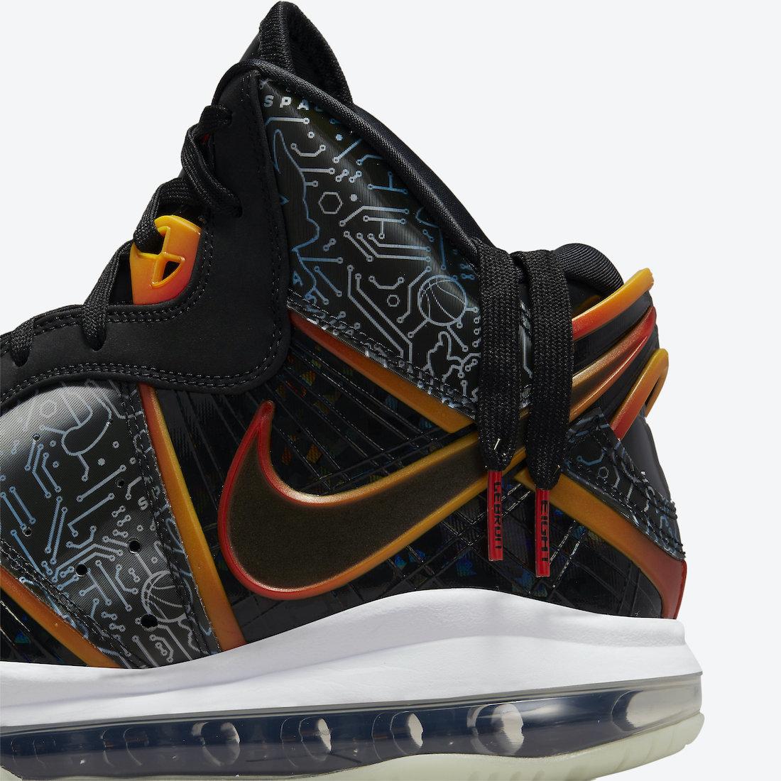The Nike LeBron 8