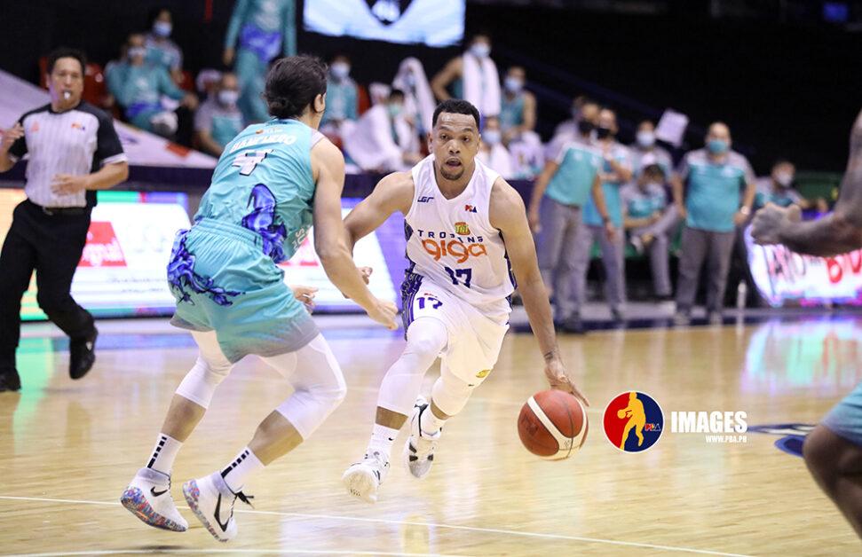 Jayson Castro TNT Tropang Giga (Photo via PBA Images)