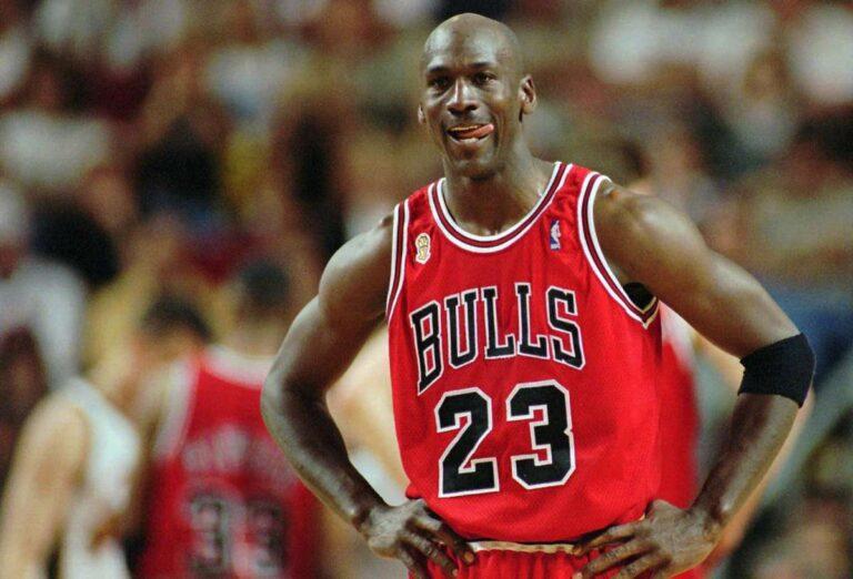 Michael Jordan (Photo via SFGate)