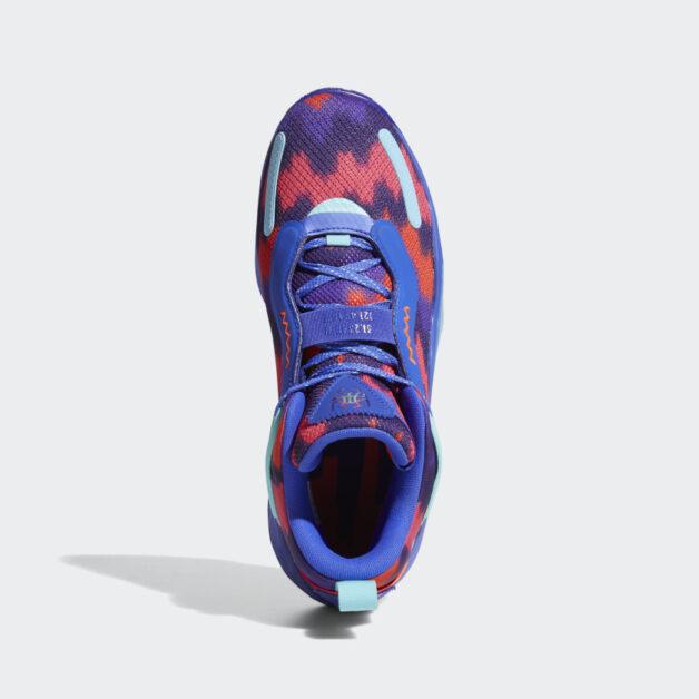 Adidas DON Issue 3 Fitting (Photo via Adidas)