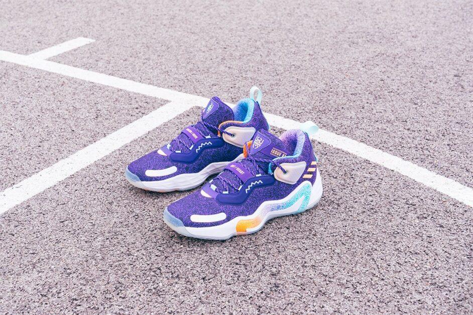Adidas DON Issue 3 (Photo via Nice Kicks)
