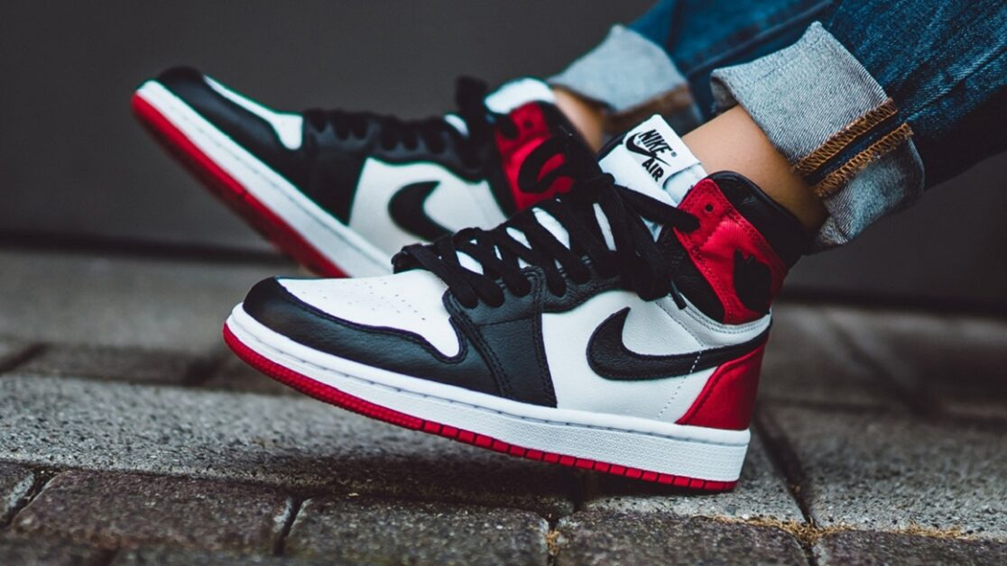 Fake Air Jordan Sneakers (Photo via Klektive)