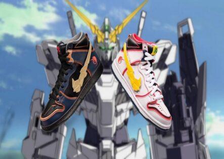 Gundam (Photo courtesy of AsiaOne)